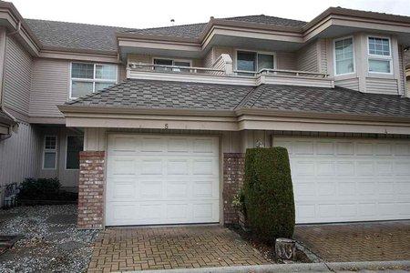 R2215598 - 5 5700 DOVER CRESCENT, Riverdale RI, Richmond, BC - Townhouse