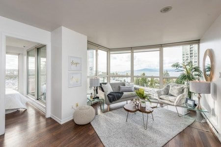 R2215601 - 1401 907 BEACH AVENUE, Yaletown, Vancouver, BC - Apartment Unit