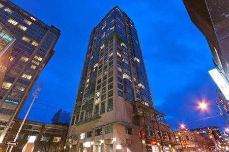 R2215718 - 2508 438 SEYMOUR STREET, Downtown VW, Vancouver, BC - Apartment Unit