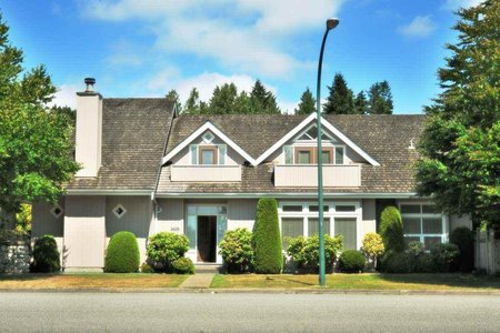 R2215742 - 8428 GILLNET PLACE, Southlands, Vancouver, BC - House/Single Family