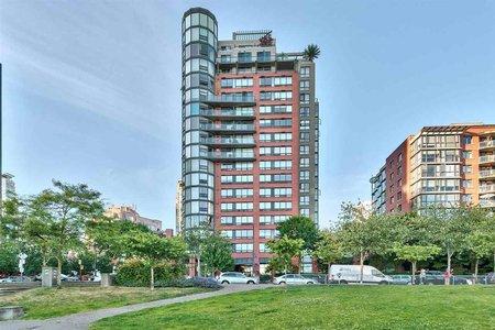 R2215876 - 9F 199 DRAKE STREET, Yaletown, Vancouver, BC - Apartment Unit