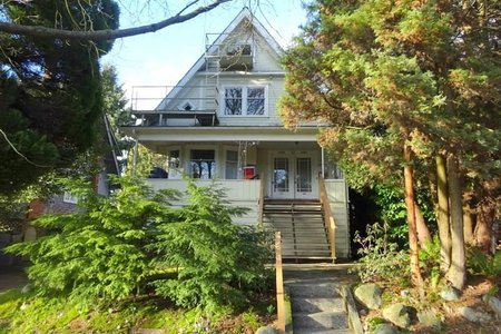 R2215926 - 2483 W 6TH AVENUE, Kitsilano, Vancouver, BC - House/Single Family