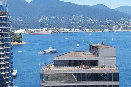 R2216038 - 2204 1188 W PENDER STREET, Coal Harbour, Vancouver, BC - Apartment Unit