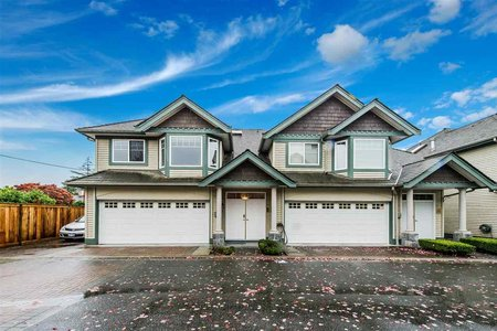 R2216052 - 10 7600 BLUNDELL ROAD, Broadmoor, Richmond, BC - Townhouse