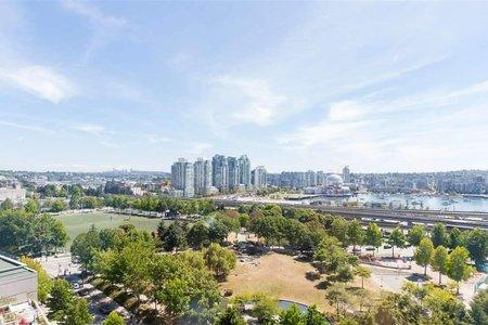 R2216139 - 1508 63 KEEFER PLACE, Downtown VW, Vancouver, BC - Apartment Unit