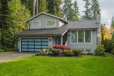 R2216203 - 3331 ROBINSON ROAD, Lynn Valley, North Vancouver, BC - House/Single Family