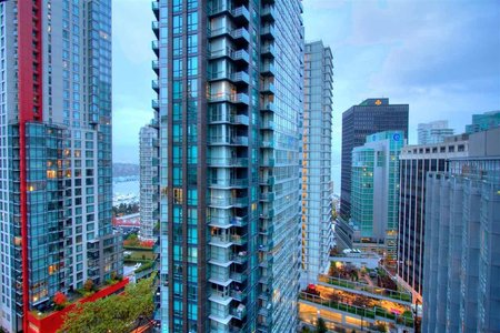 R2216321 - 2002 1166 MELVILLE STREET, Coal Harbour, Vancouver, BC - Apartment Unit