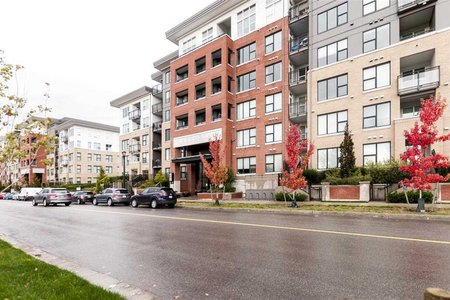 R2216365 - 309 9399 ALEXANDRA ROAD, West Cambie, Richmond, BC - Apartment Unit