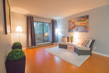 R2216387 - 205 8651 WESTMINSTER HIGHWAY, Brighouse, Richmond, BC - Apartment Unit