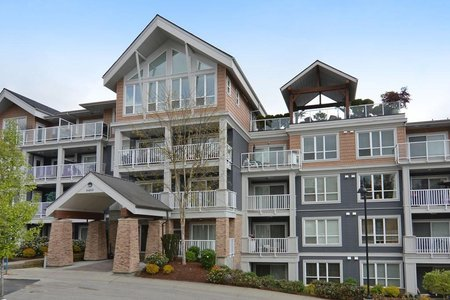 R2216433 - 412 6460 194 STREET, Clayton, Surrey, BC - Apartment Unit