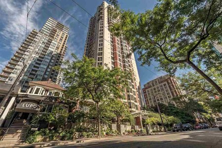 R2216516 - 1001 867 HAMILTON STREET, Downtown VW, Vancouver, BC - Apartment Unit