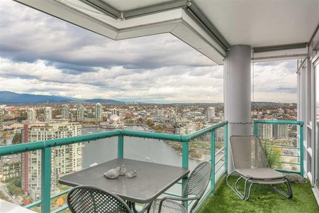 R2216521 - 3902 1033 MARINASIDE CRESCENT, Yaletown, Vancouver, BC - Apartment Unit