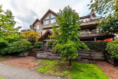 R2216522 - 305 1535 CHESTERFIELD AVENUE, Central Lonsdale, North Vancouver, BC - Apartment Unit