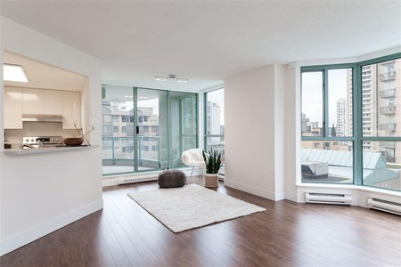 R2216560 - 401 789 JERVIS STREET, West End VW, Vancouver, BC - Apartment Unit