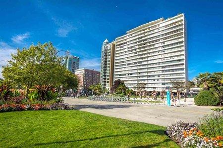 R2216637 - 1201 1835 MORTON AVENUE, West End VW, Vancouver, BC - Apartment Unit