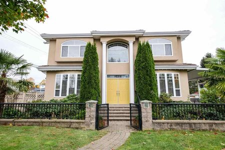 R2216711 - 3401 MONMOUTH AVENUE, Collingwood VE, Vancouver, BC - House/Single Family