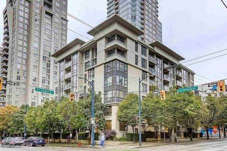 R2216752 - 204 538 SMITHE STREET, Downtown VW, Vancouver, BC - Apartment Unit