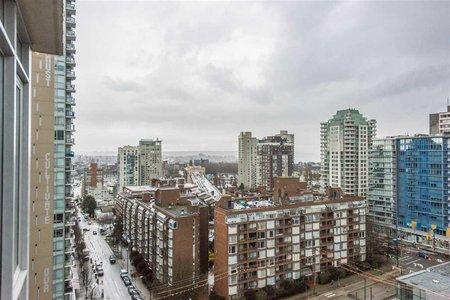 R2216937 - 1504 1252 HORNBY STREET, Downtown VW, Vancouver, BC - Apartment Unit