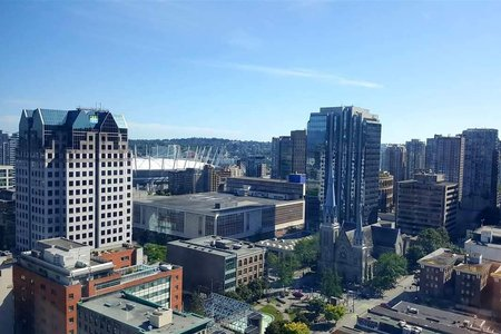 R2217224 - 2810 438 SEYMOUR STREET, Downtown VW, Vancouver, BC - Apartment Unit