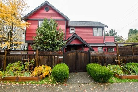 R2217269 - 2771 MANITOBA STREET, Mount Pleasant VW, Vancouver, BC - House/Single Family