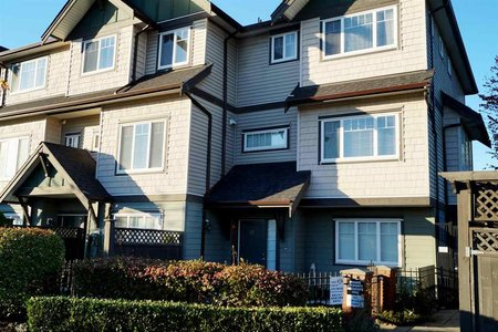 R2217294 - 17 22386 SHARPE AVENUE, Hamilton RI, Richmond, BC - Townhouse