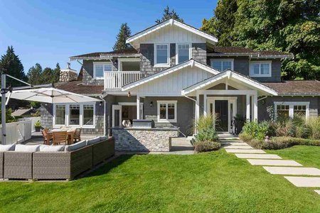 R2217349 - 4309 ERWIN DRIVE, Cypress, West Vancouver, BC - House/Single Family