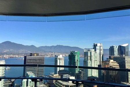 R2217373 - 3507 1151 W GEORGIA STREET, Coal Harbour, Vancouver, BC - Apartment Unit
