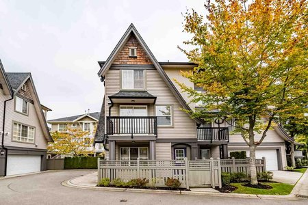 R2217389 - 2 7733 TURNILL STREET, McLennan North, Richmond, BC - Townhouse