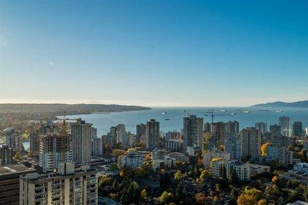 R2217437 - 3603 1028 BARCLAY STREET, West End VW, Vancouver, BC - Apartment Unit