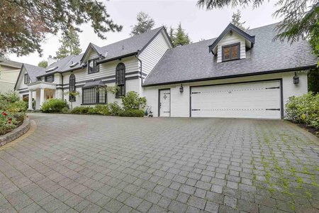 R2217469 - 6462 MACKENZIE PLACE, Kerrisdale, Vancouver, BC - House/Single Family