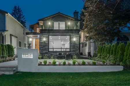 R2217532 - 1154 CLEMENTS AVENUE, Canyon Heights NV, North Vancouver, BC - House/Single Family