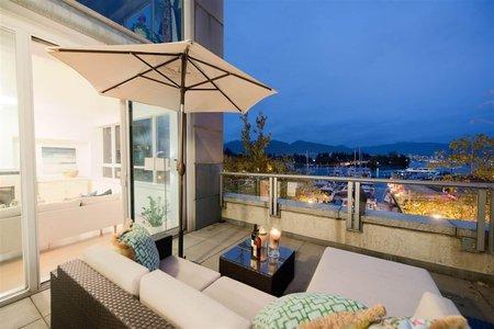 R2217615 - L302 1550 COAL HARBOUR QUAY, Coal Harbour, Vancouver, BC - Apartment Unit