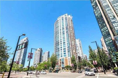 R2217656 - 2902 388 DRAKE STREET, Yaletown, Vancouver, BC - Apartment Unit