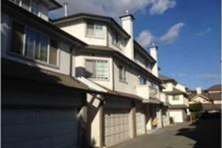 R2217675 - 17 8700 BENNETT ROAD, Brighouse South, Richmond, BC - Townhouse