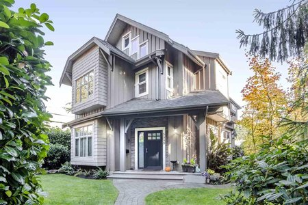 R2217777 - 5880 CROWN STREET, Southlands, Vancouver, BC - House/Single Family