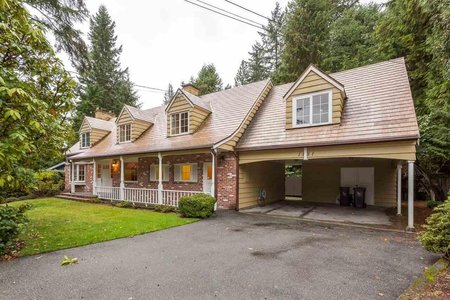 R2217786 - 1181 EDGEWOOD PLACE, Canyon Heights NV, North Vancouver, BC - House/Single Family