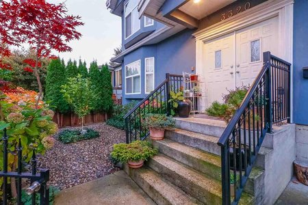 R2217798 - 3320 CHERRY STREET, Collingwood VE, Vancouver, BC - House/Single Family