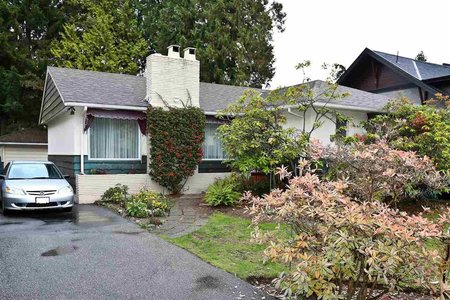 R2217810 - 5738 WALLACE STREET, Southlands, Vancouver, BC - House/Single Family