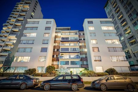 R2217815 - 507 1949 BEACH AVENUE, West End VW, Vancouver, BC - Apartment Unit