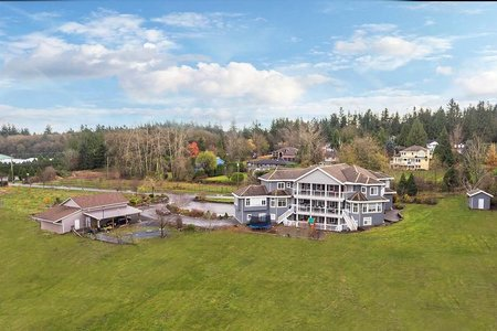 R2217826 - 2909 176 STREET, Hazelmere, Surrey, BC - House with Acreage
