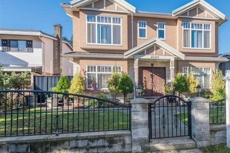 R2217848 - 4549 INVERNESS STREET, Knight, Vancouver, BC - House/Single Family