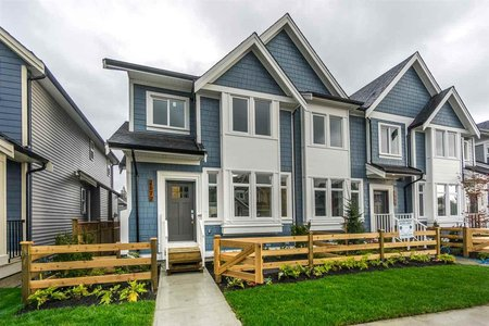 R2218111 - 7656 211 STREET, Willoughby Heights, Langley, BC - Row House (Non-Strata)