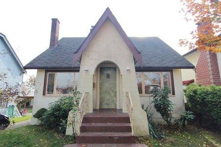 R2218144 - 646 E 46TH AVENUE, Fraser VE, Vancouver, BC - House/Single Family