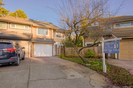 R2218209 - 6968 WHITHORN COURT, Champlain Heights, Vancouver, BC - 1/2 Duplex