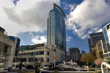 R2218277 - 1605 837 W HASTINGS STREET, Downtown VW, Vancouver, BC - Apartment Unit