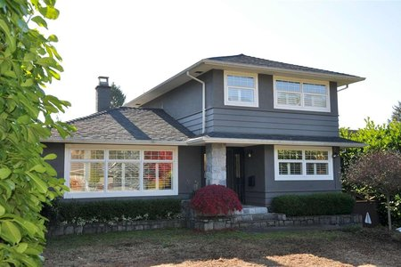 R2218293 - 1036 KINGS AVENUE, Sentinel Hill, West Vancouver, BC - House/Single Family