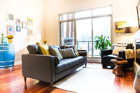 R2218365 - 402 1273 MARINE DRIVE, Hamilton, North Vancouver, BC - Apartment Unit