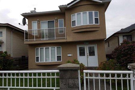 R2218511 - 4471 FRASER STREET, Fraser VE, Vancouver, BC - House/Single Family