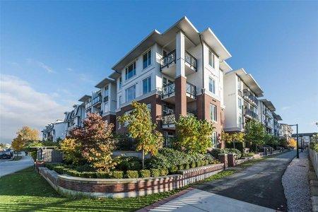 R2218579 - 157 9388 MCKIM WAY, West Cambie, Richmond, BC - Apartment Unit