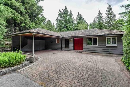 R2218589 - 6260 ST. GEORGES AVENUE, Gleneagles, West Vancouver, BC - House/Single Family